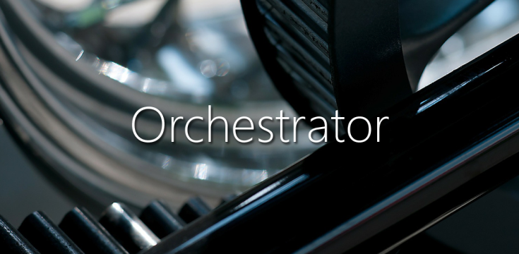 Orchestrator 2012 Consulting